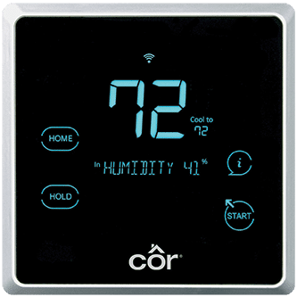Côr 7C Wi-Fi Thermostat Model TSTWRH01