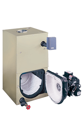 Preferred Series BW4 Boiler Model BW4